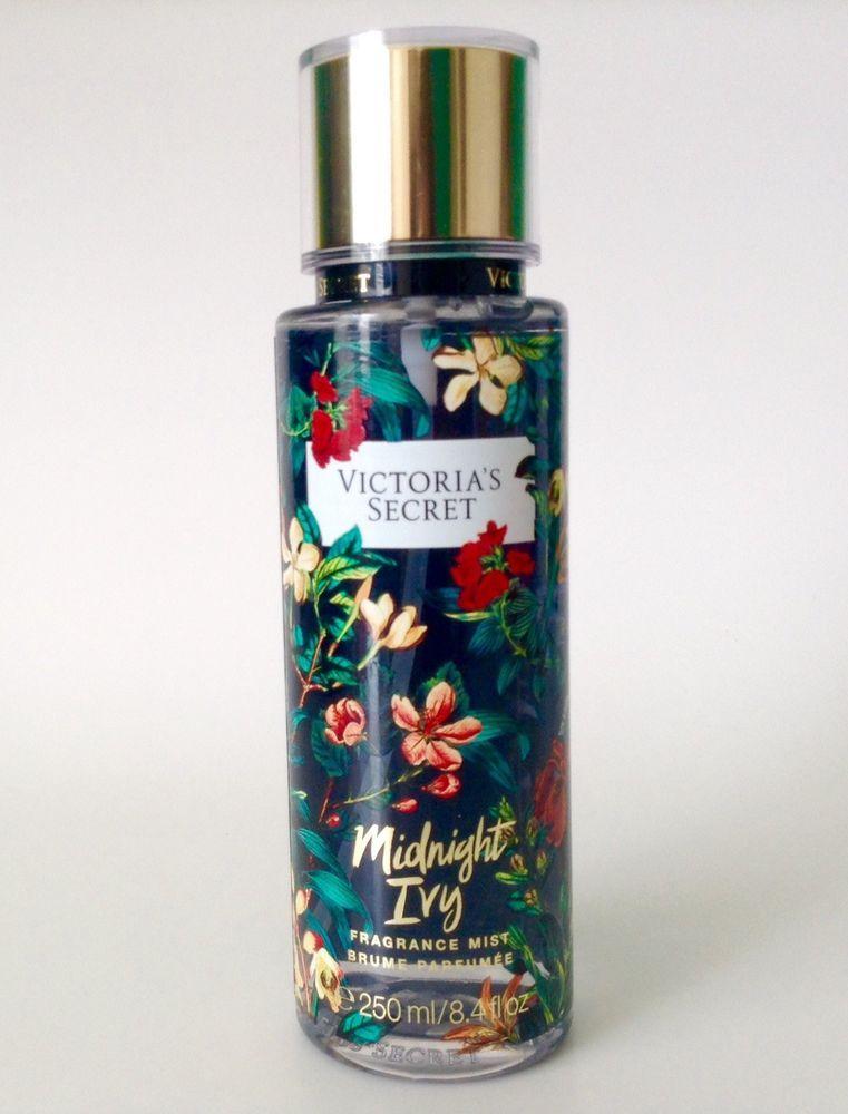7430f4f3ee Victorias Secret   Midnight Ivy Fragrance Mist (8.4 oz Bottle) Splash Spray   VictoriasSecret