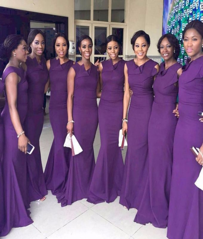 Brides Maids Dresses Kenya Wedding Dress In 2019 Bridesmaid