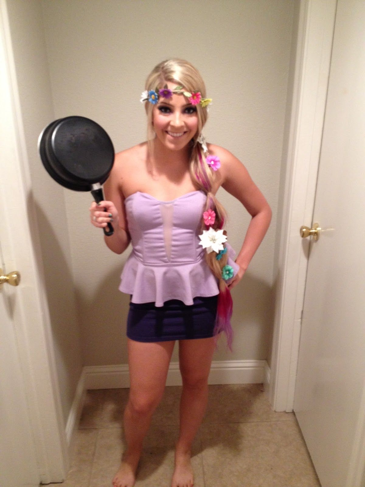 Pin By Ashley H On Diy Blonde Halloween Costumes Disney Halloween Costumes Cute Halloween Costumes