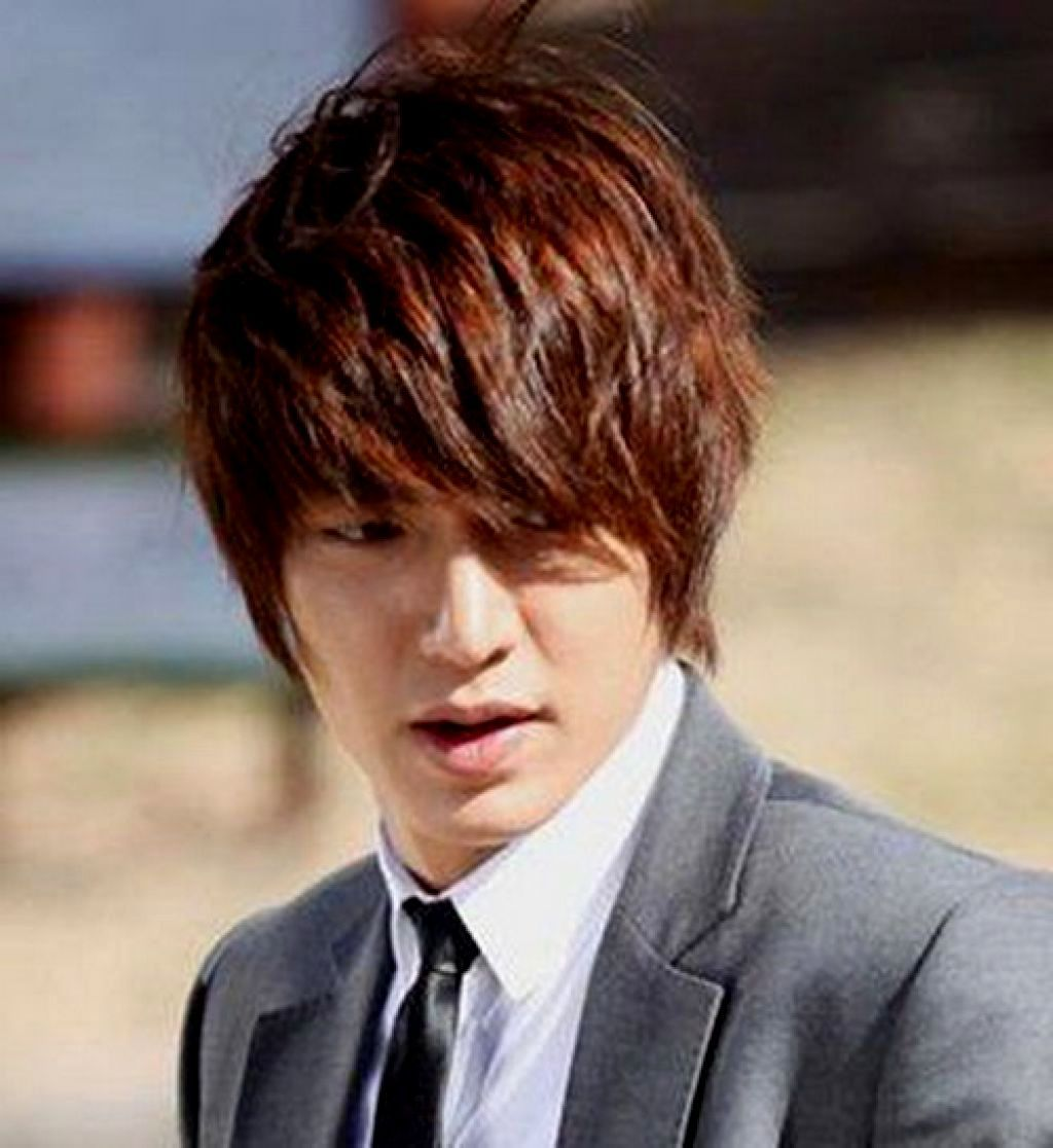 Myungsoo Infinite Inspirit Korean Hairstyle Korea Hair Style Men Korean Men Hairstyle