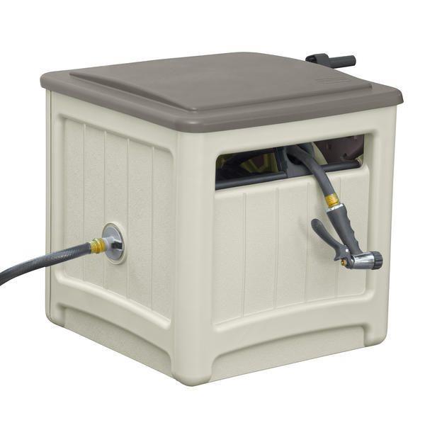 craftsman cplcsmt205 smart trak hideaway hose reel 225 - Craftsman Garden Hose