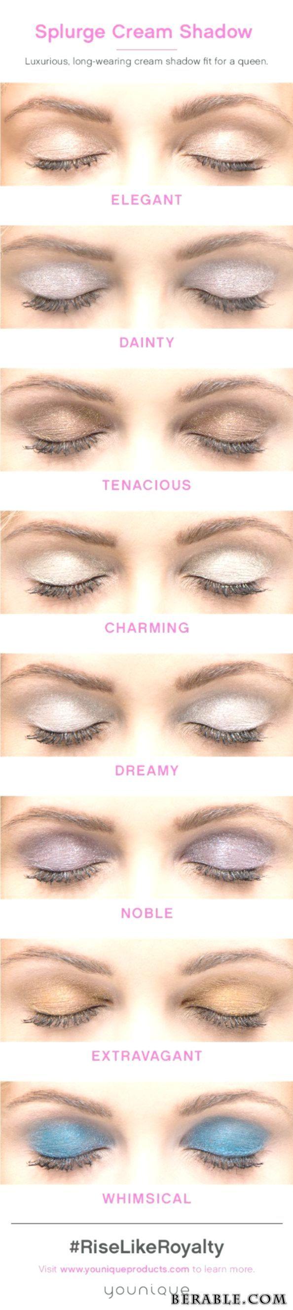 BSGSH 10 Pcs Beauty Make Up Application Tool  Eyes Eyelids Smudge Eye Shadow Ey …