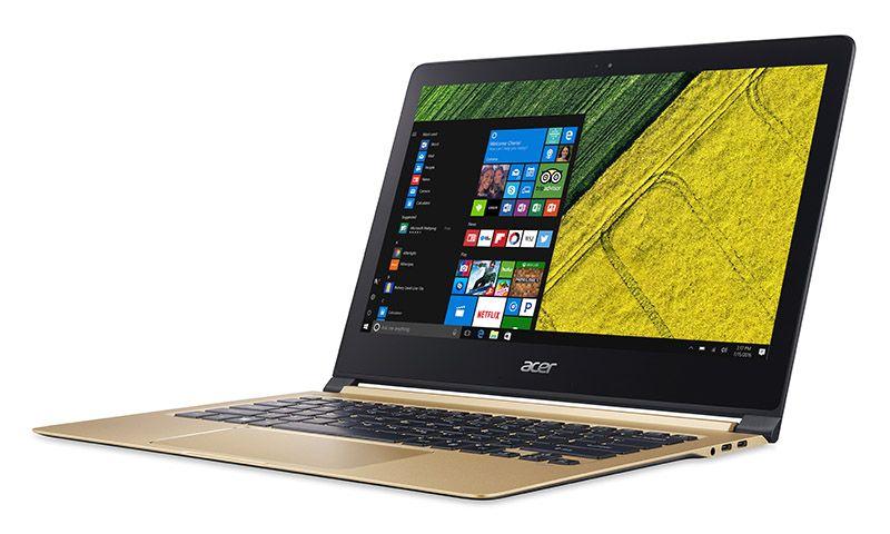The GEAR - 에이서 스위프트, 1cm 초박형 7세대 코어 프로세서 탑재 노트북