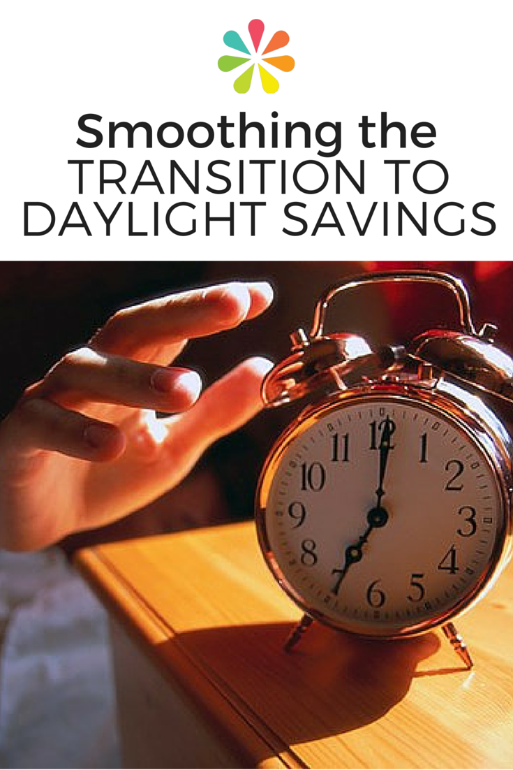 Smoothing the Transition to Daylight Saving Time
