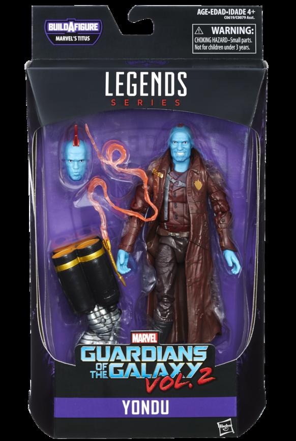 2016 Guardians of the Galaxy-Yondu Nouveau