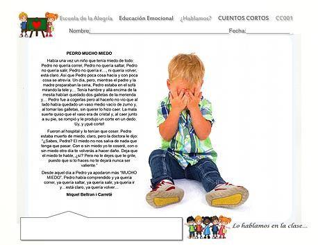 Pedagogía Emocional. Cuentos.