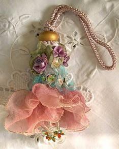 Blossom Ties by Robyn Alexander - English Summer