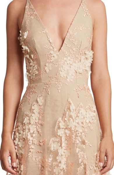 a20ec127d68f Dress the Population Sidney Lace Gown close up | dresses in 2019 ...