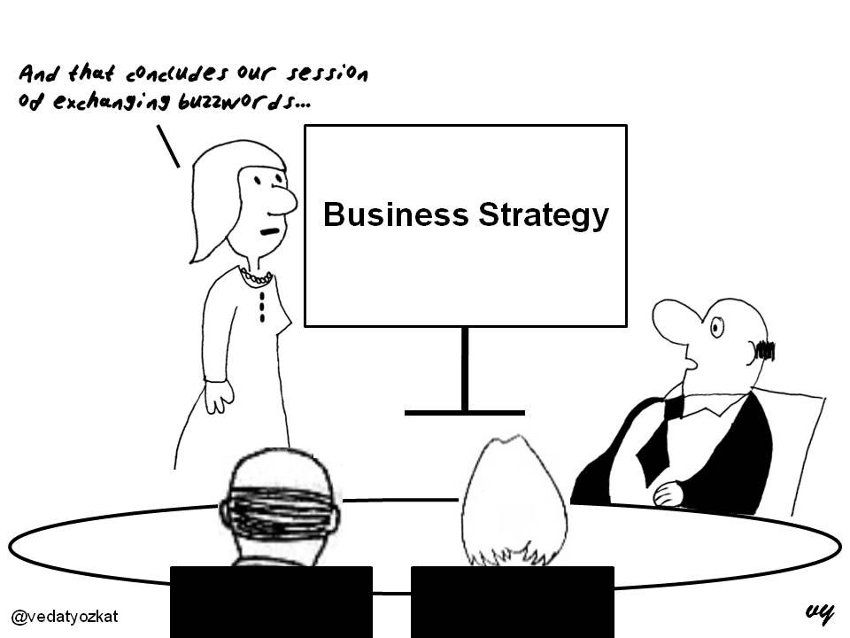 Business Cartoons  Business Strategy   Business Cartoons By Vy