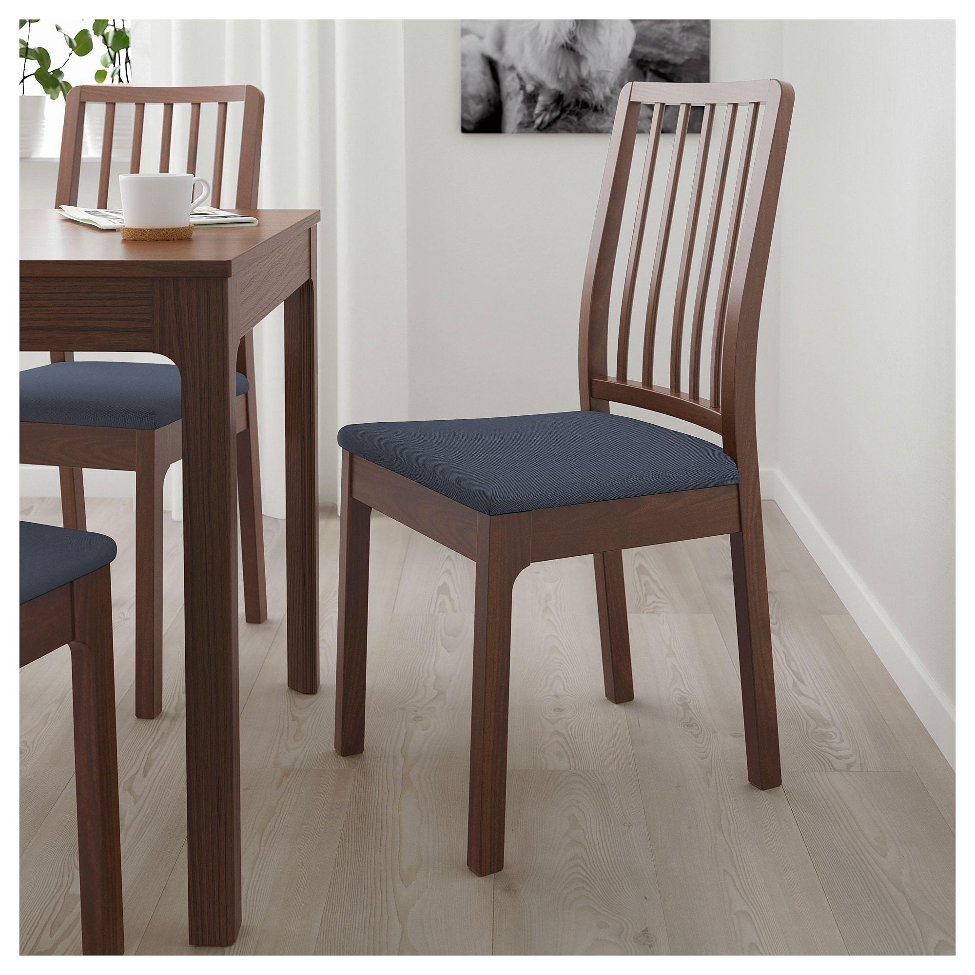 IKEA EKEDALEN Chair cover Orrsta blackblue Chair cover