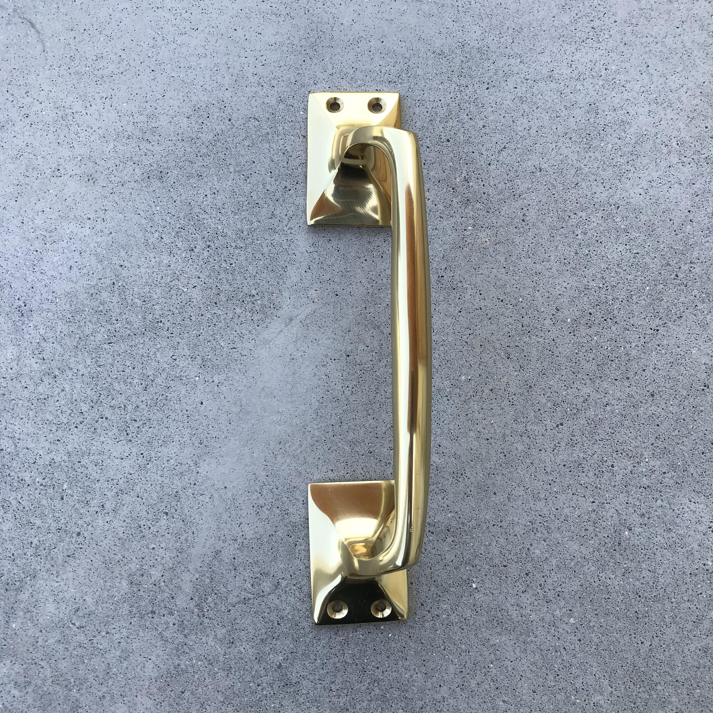 真鍮ドアハンドル Type5 次回入荷未定 ドアハンドル ドア ハンドル