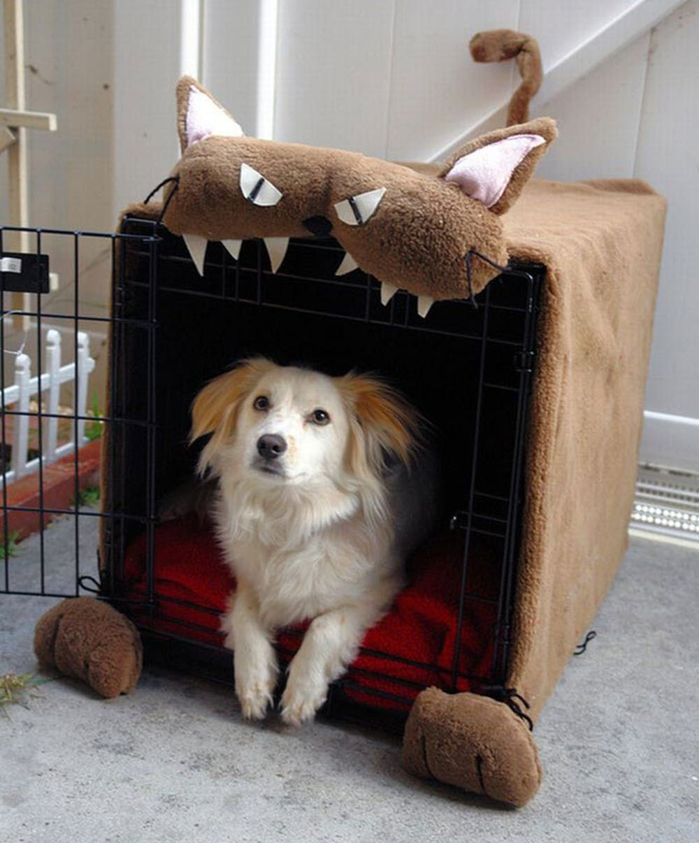 15 WellDesigned Doghouses Dog crate, Cool dog houses