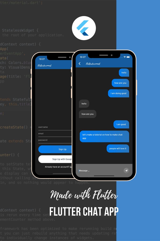App github android chat firestore Firebase