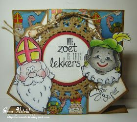 Joy!crafts: Sint en Piet #sintenpiet