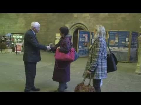 Tesco Mum of the Year 2014 Jane Plumb's video testimonial. www.gbss.org.uk #GBSaware