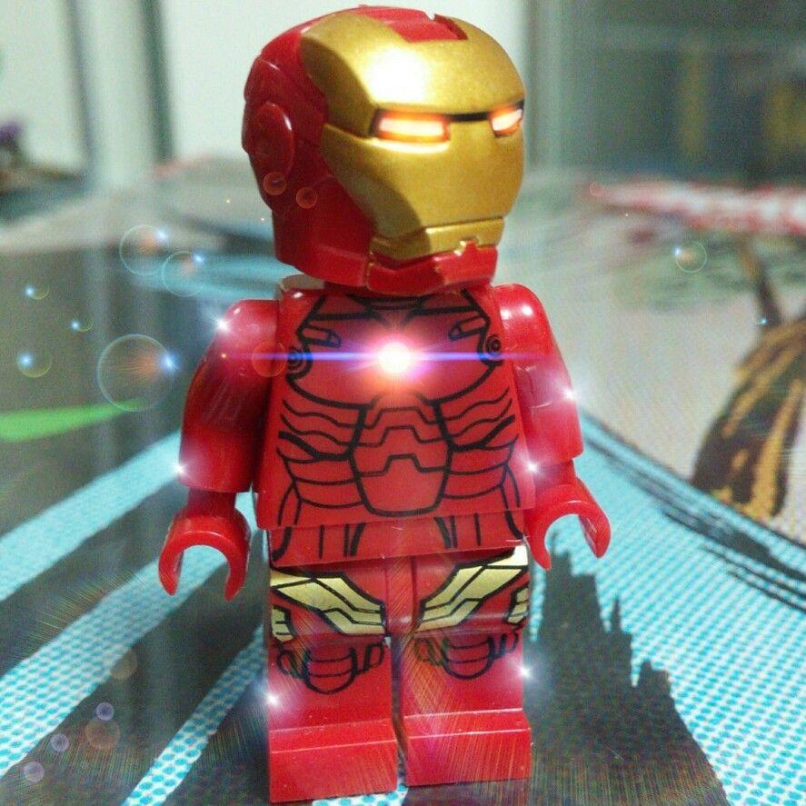 lego iron man mark 23 - photo #24