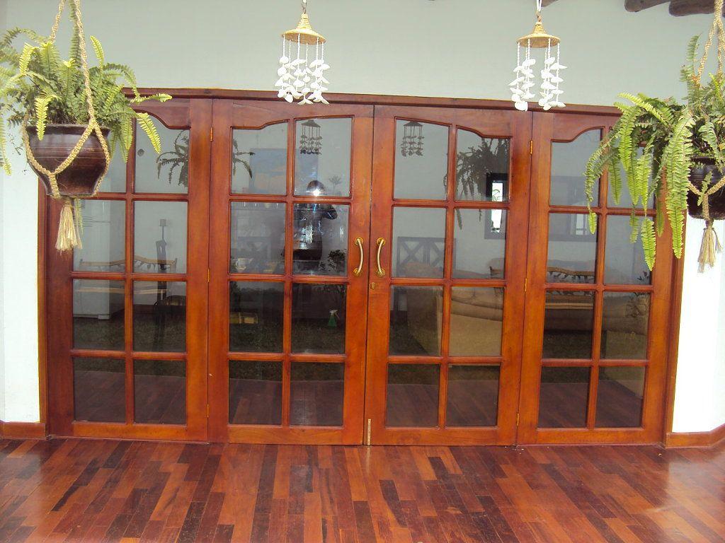 modelos de mamparas de madera buscar con google casas On mamparas corredizas para salas