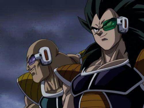 Nappa And Raditz Anime Dragon Ball Super Anime Dragon Ball Dragon Ball