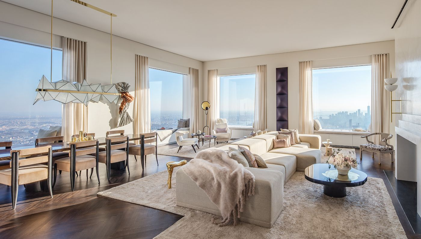 Kelly Behun Created The Stunning Interiors For This New York City
