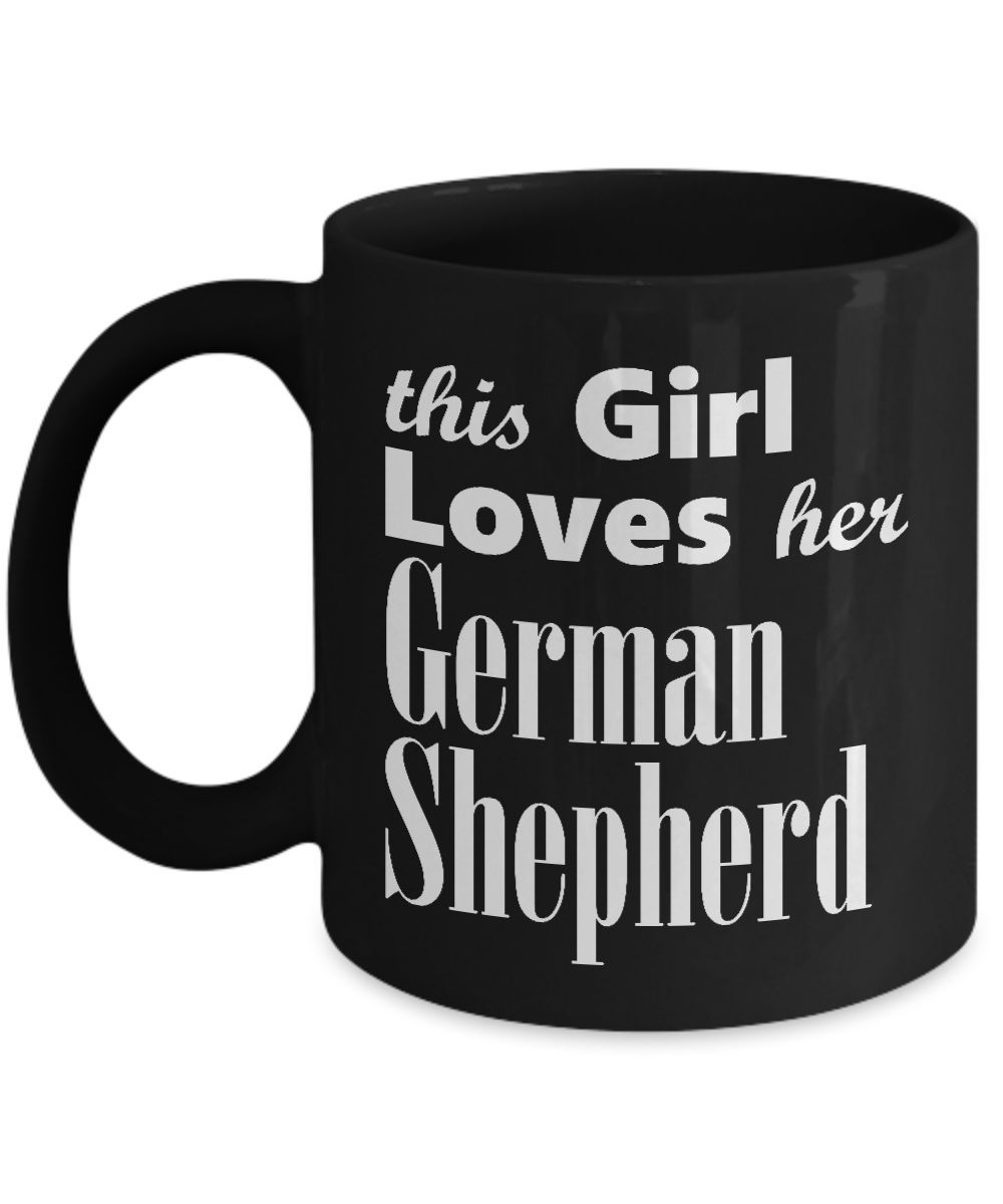 German Shepherd - 11oz Mug v3