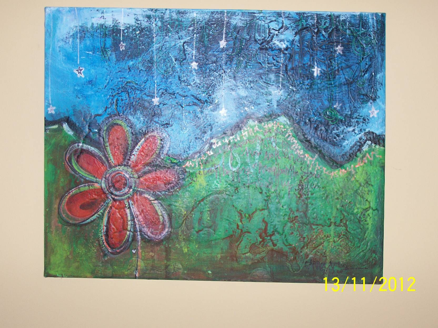 Laurie Maves ART......................         It IS ALL UP TO US...........