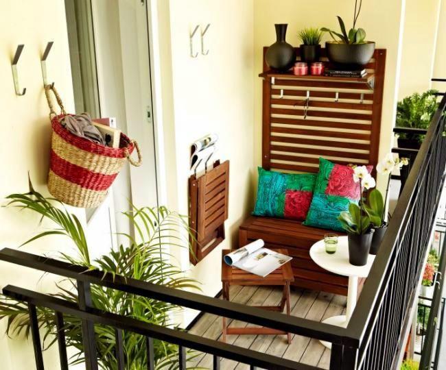 Table Balcon Pliante Rabattable #15: Fabriquer Une Armoire Murale Et Table Rabattable Balcon DIY