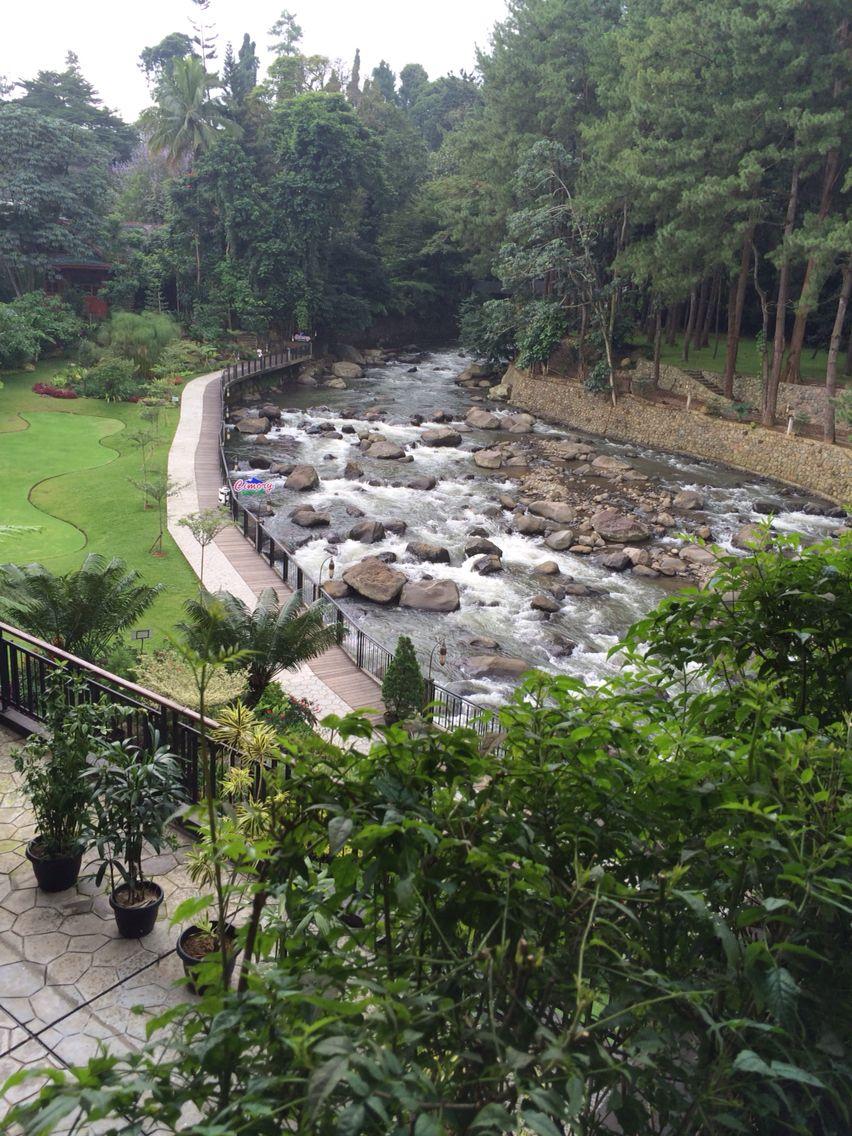 Cimory Puncak Bogor Indonesia Tempat