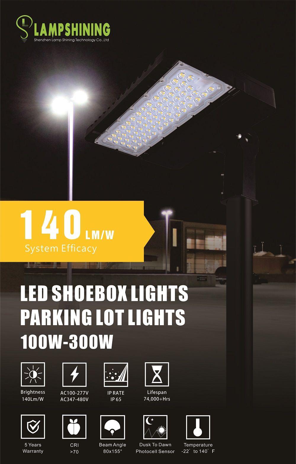 Led Shoebox Area Light Fixtures Twist Lock Photocell Led Parking Lot Lights Outdoor Post Lights Light Fixtures