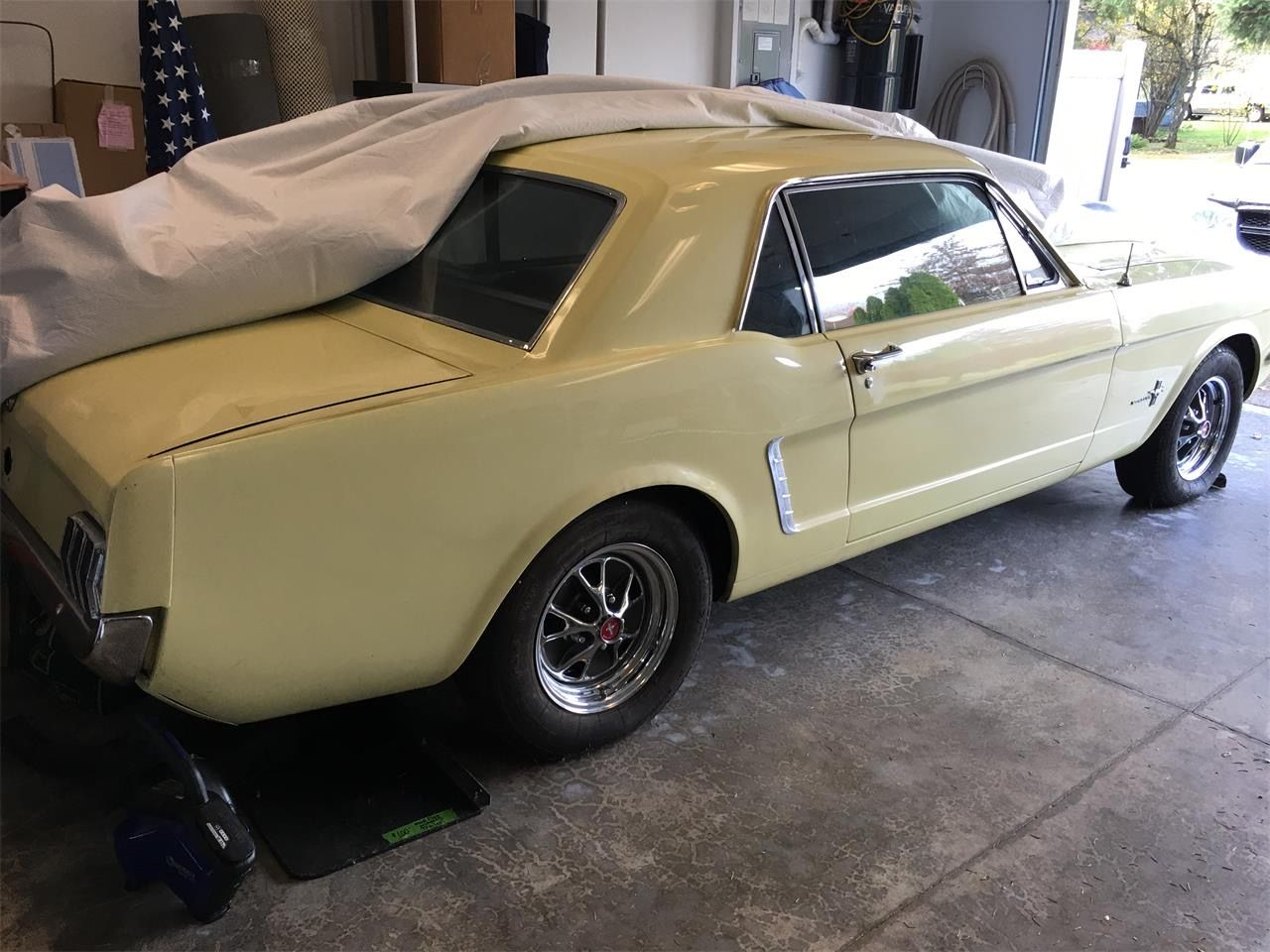 Pick of the day: This Mustang is electric, literally for Sale | ClassicCars.com | Listing ID: CC-1079944 | #DriveYourDream | #PickoftheDay
