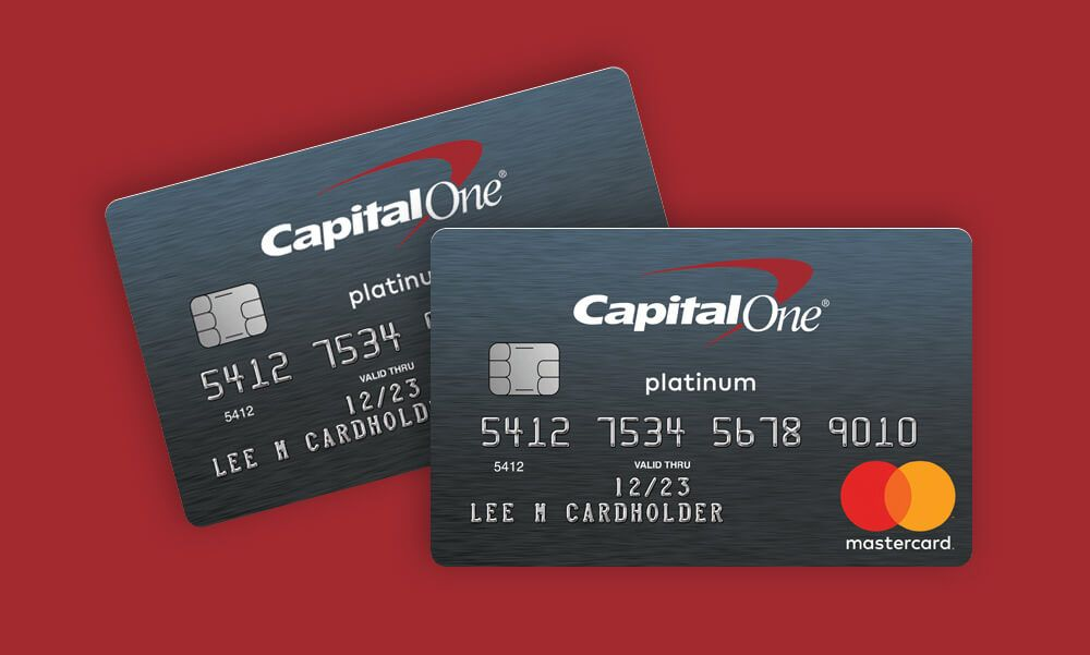 Capital one personal loan bad credit