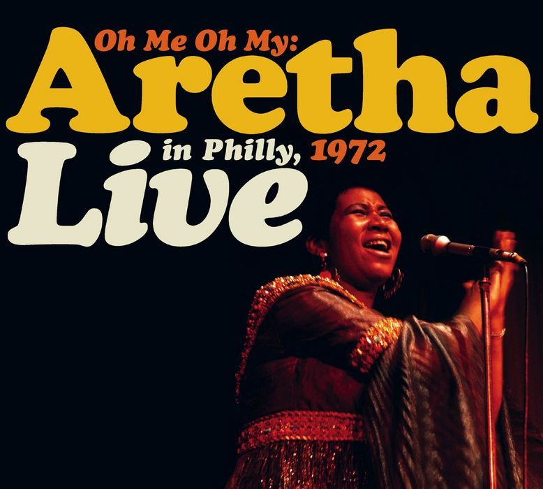 Aretha Franklin When She Was Young Live Audio Oh Me Oh My I M
