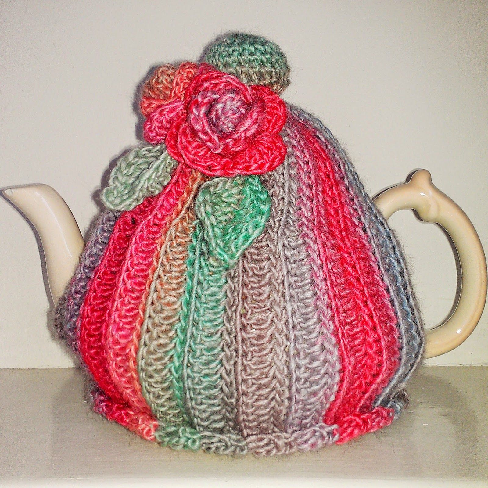 Craft a cure for cancer free tea cosy pattern: Crochet Tea Cosies ...