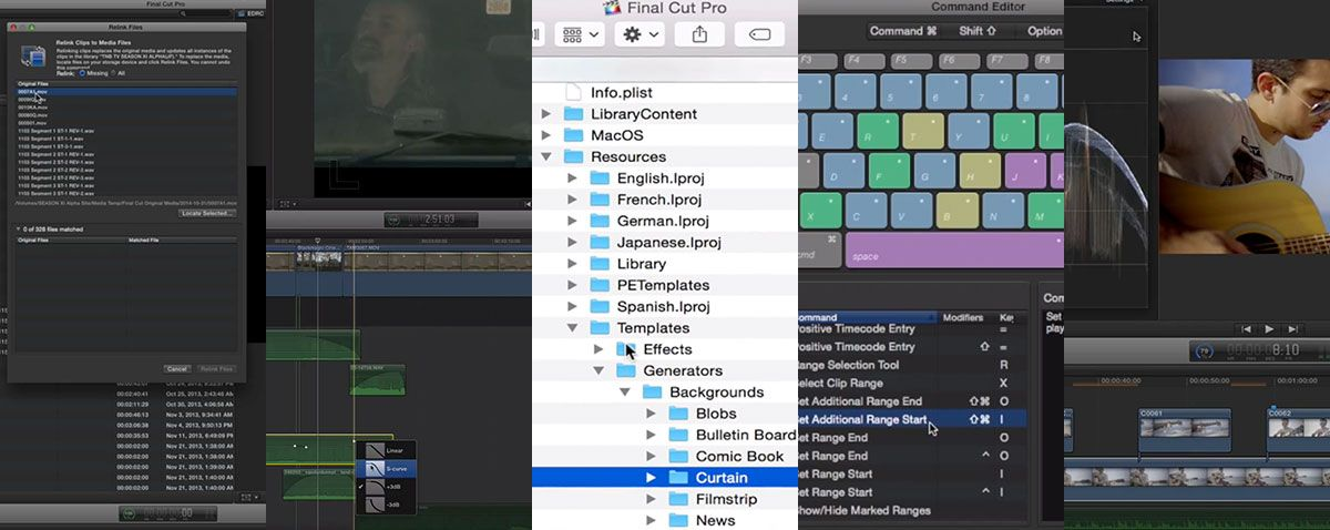Just over halfway through November and we have enough free FCPX tutorials to populate a second roundup. Avoid crashing when...