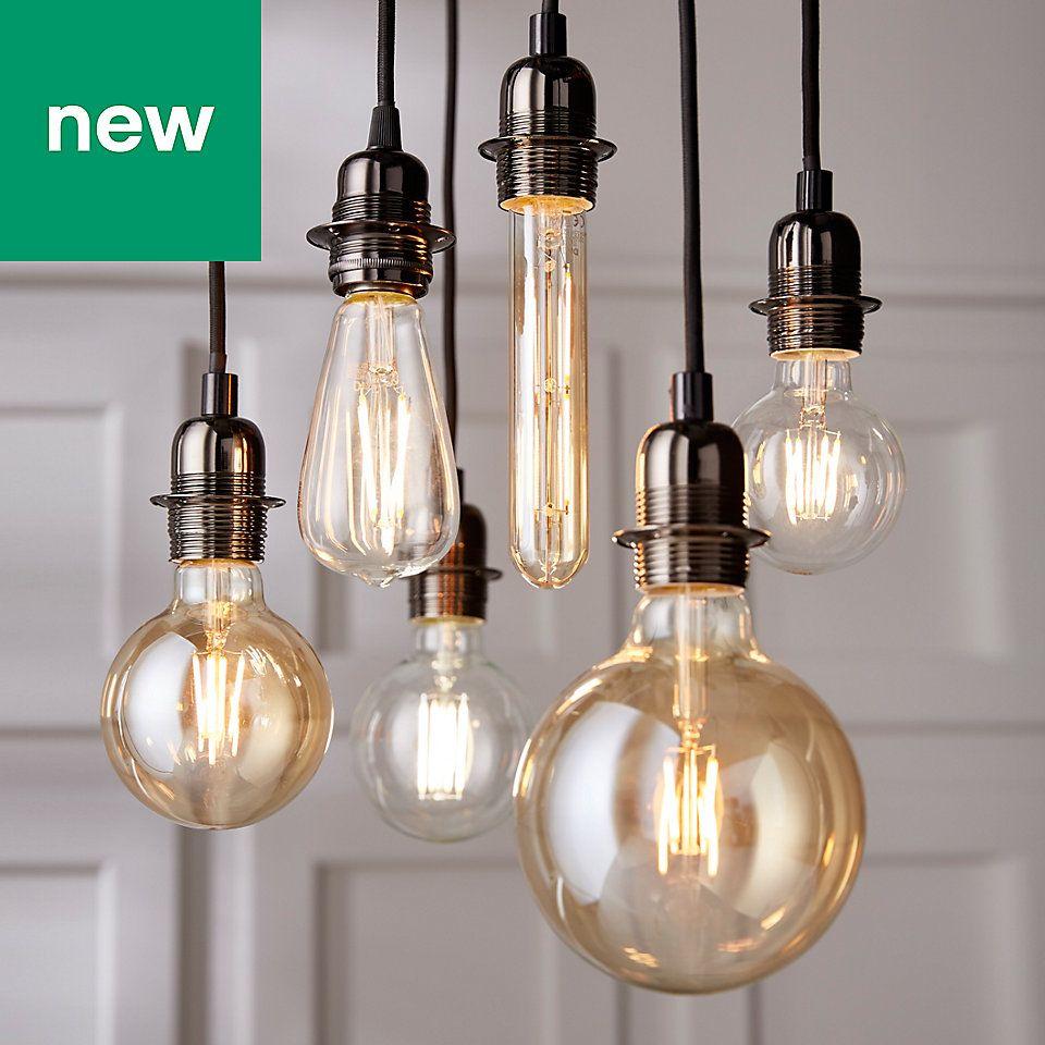 Diall E27 Led T32 Light Bulb L 300mmwarm White Lights In