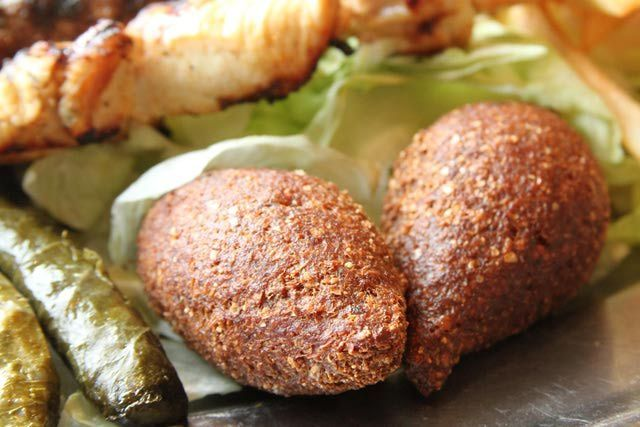 Easy recipe for kibbeh a lebanese food containing ground meat or easy recipe for kibbeh a lebanese food containing ground meat or lamb with spic lebanese food recipes pinterest ground meat lambs and meat forumfinder Image collections