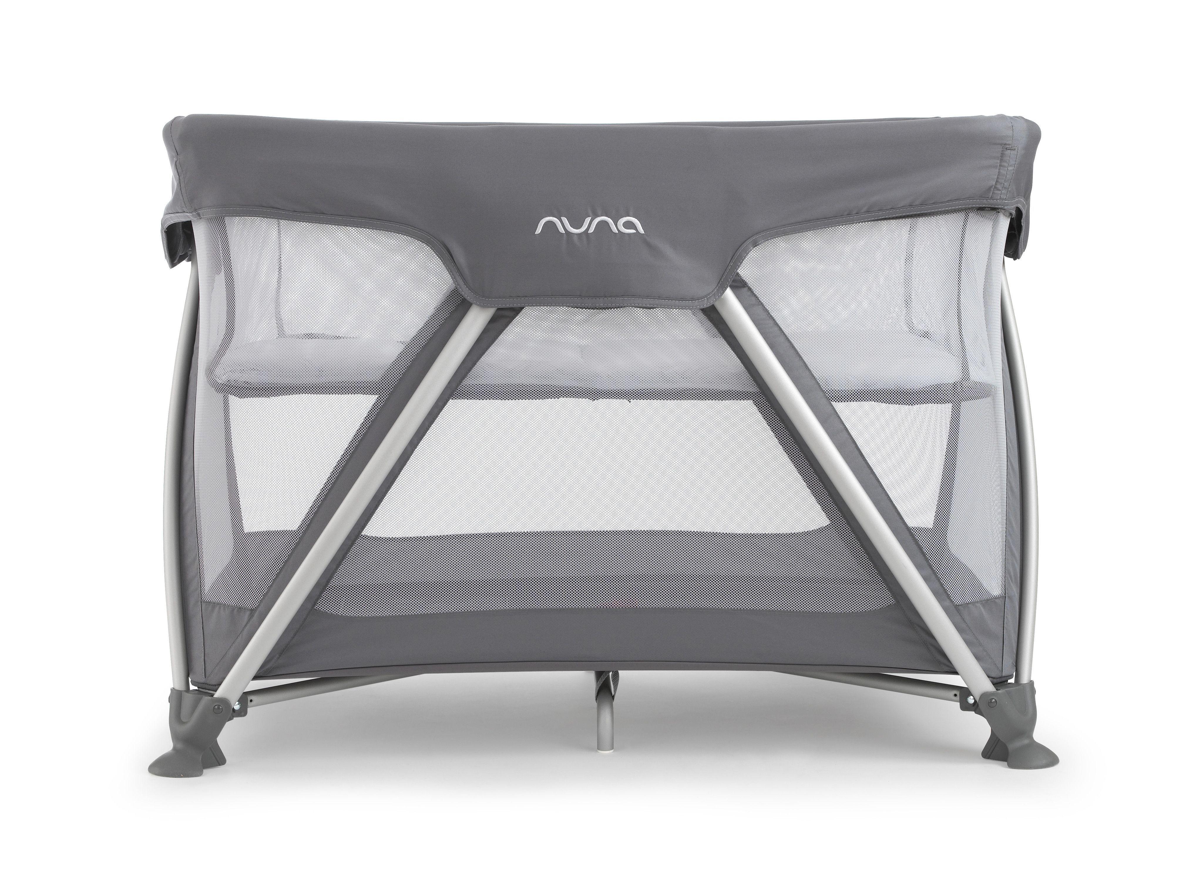 Nuna SENA Aire Organic Travel Crib (With images) Nuna