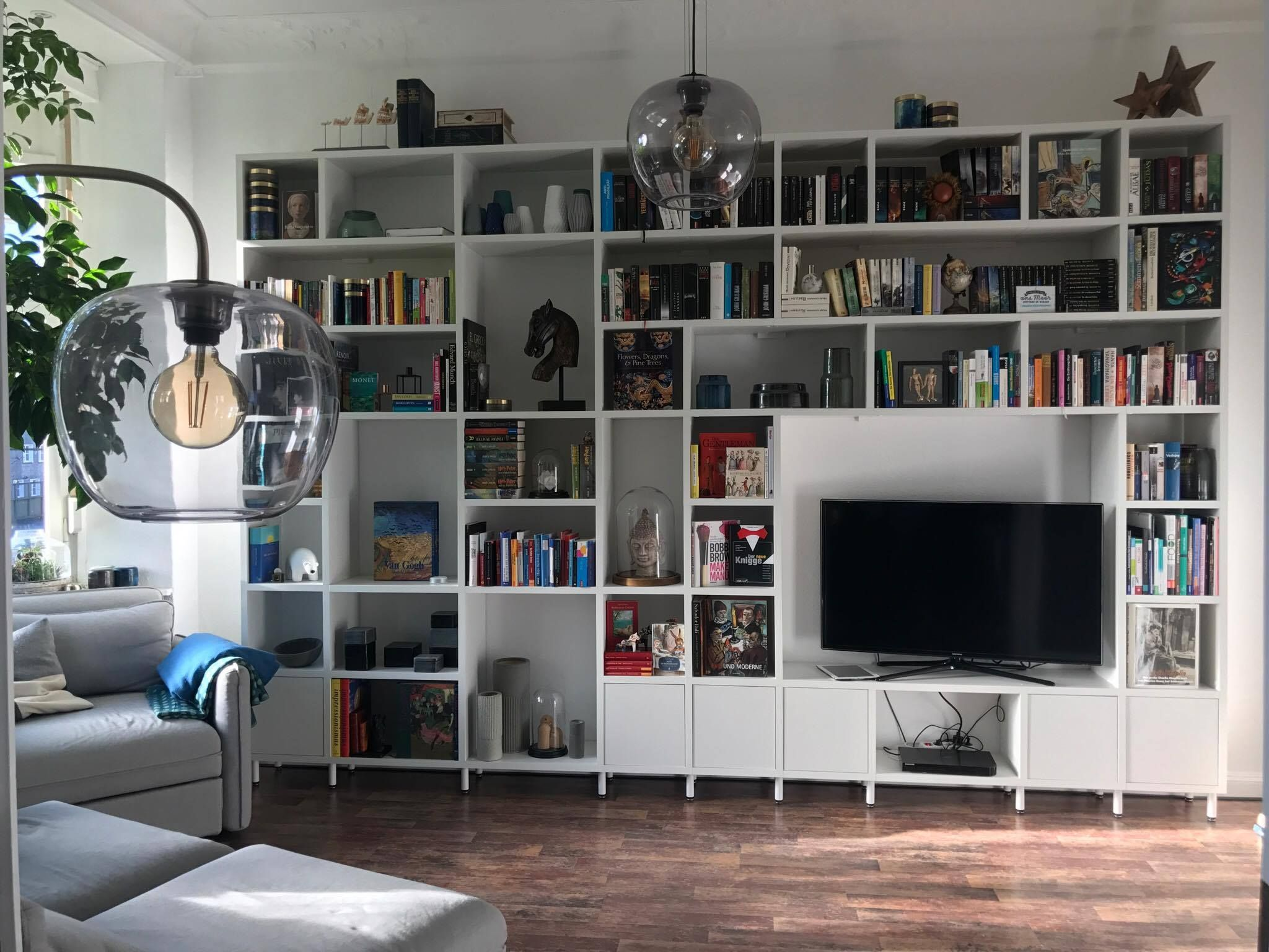 Pin auf Regalraum   Wohnzimmerregal