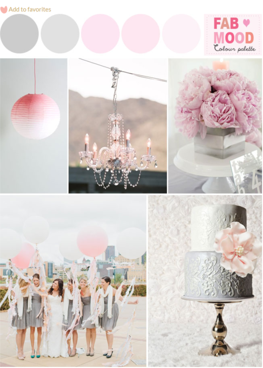 Get inspired to plan the platinum wedding of your dreams.