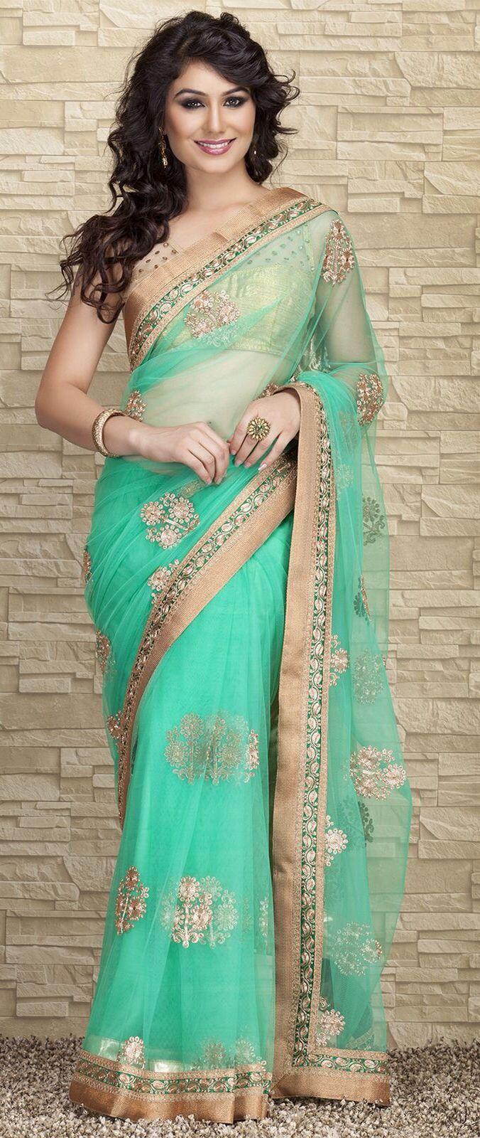 Pin by Chandresh Davara on Blouse designs   Pinterest   Saree, Saris ...