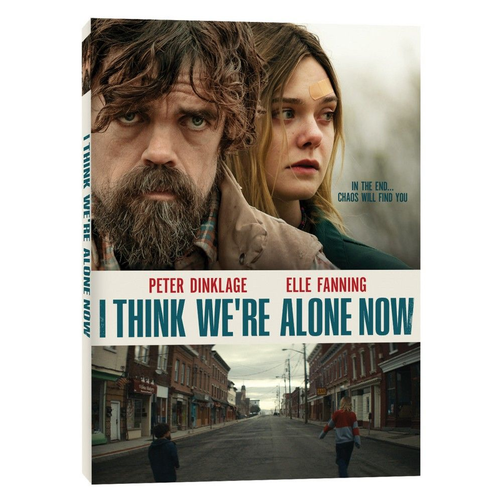 I Think Were Alone Now Dvd Products Pinterest Movies Movie