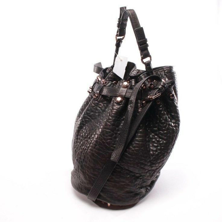 Damen Wang Diego Bag Tasche Alexander Schultertasche Schwarz 3q5RA4jL