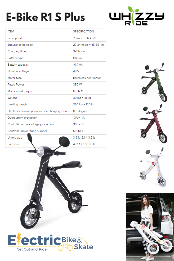 Pin By Electric Bike Skate On Electric Bikes Folding Electric