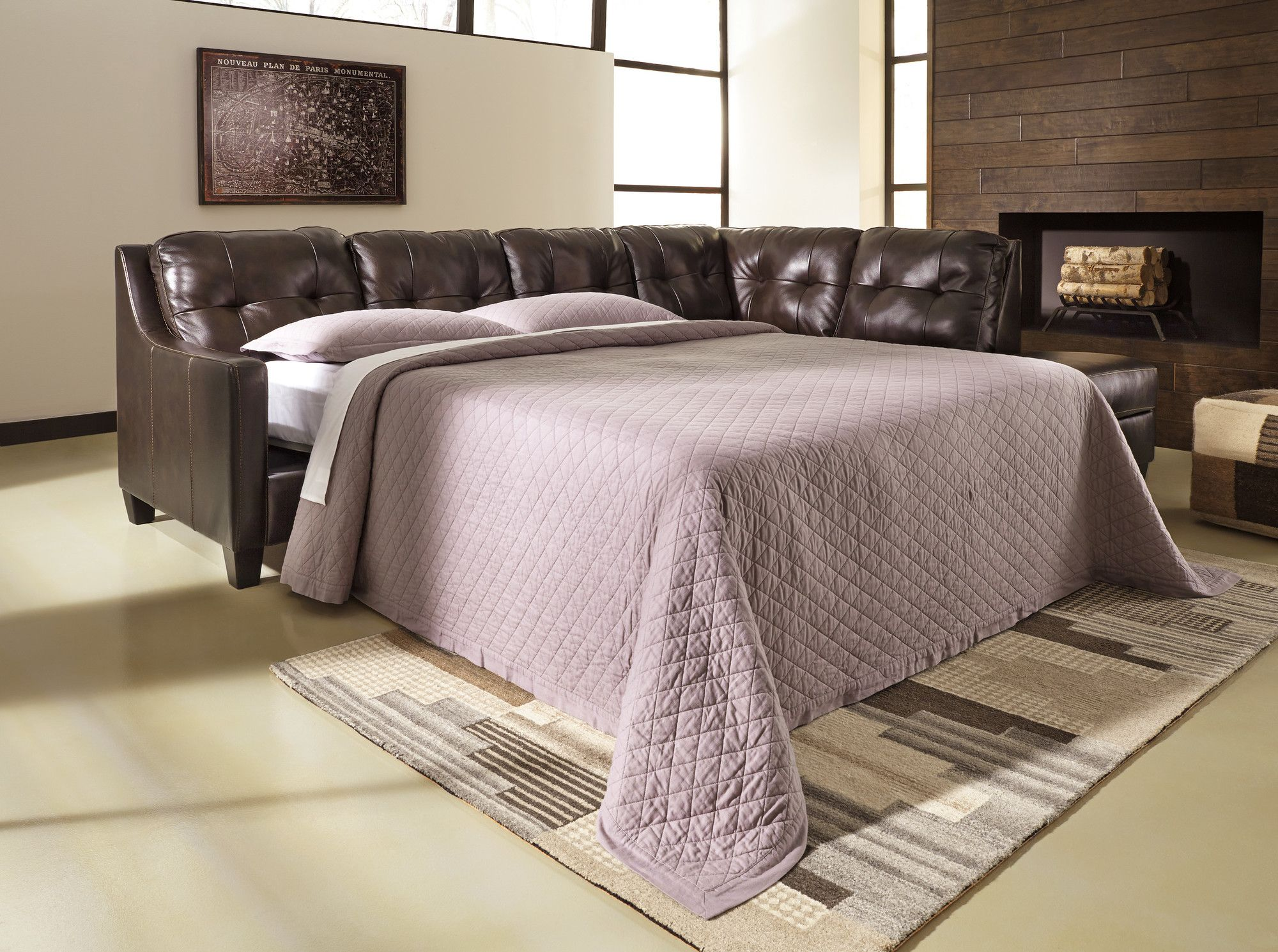 Fantastic Right Hand Facing Stouffer Sleeper Sofa Omaha Apartment Pdpeps Interior Chair Design Pdpepsorg