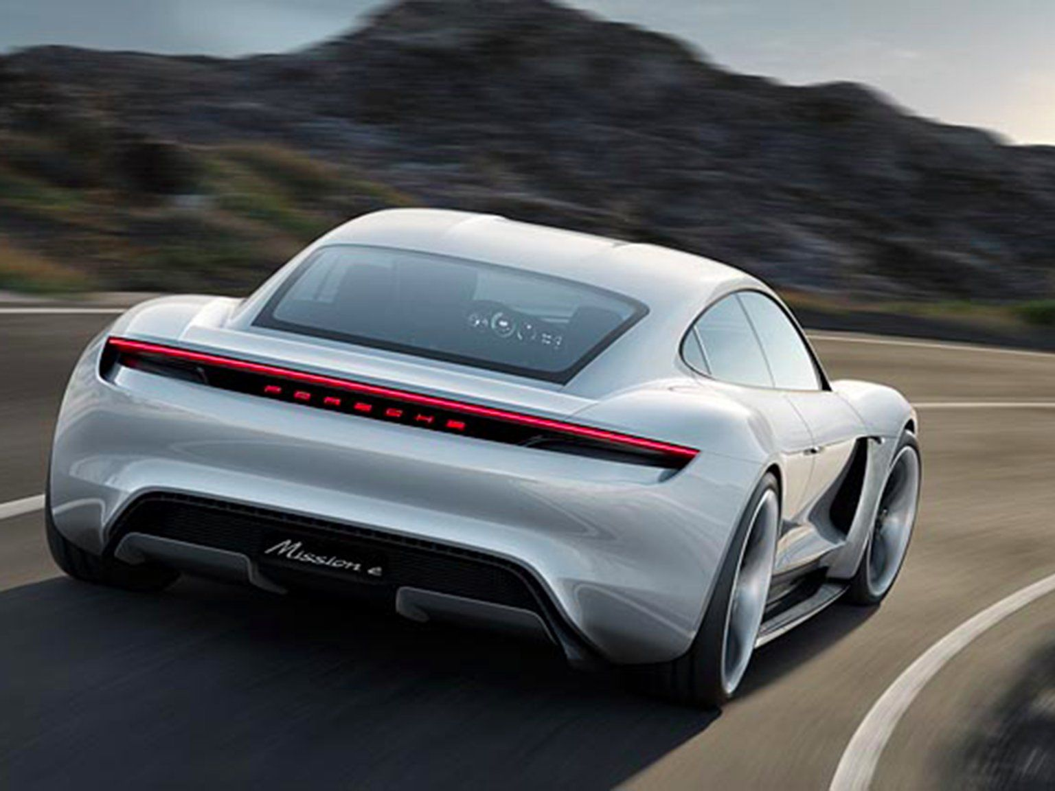 Porsche S Stunning Tesla Rival Will Arrive In 2019 And Cost 85 000 Porsche Mission Electric Sports Car Mission E