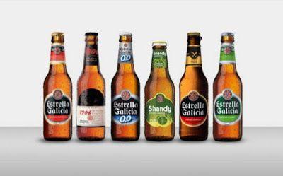 Estrella Galicia El Triunfo De La Cerveza Cerveja Por Favor