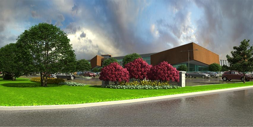 The new side landscape for Improve, Canada\u0027s largest home