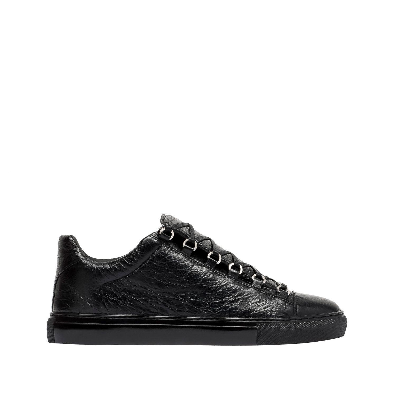 mens black balenciaga sneakers