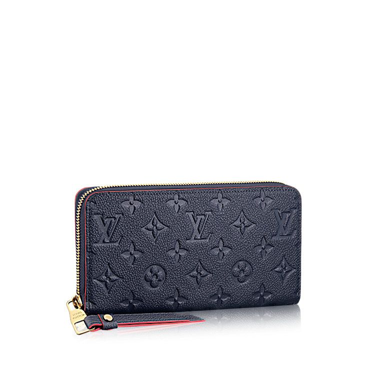 Zippy Wallet Monogram Empreinte Leather in WOMEN s SMALL LEATHER GOODS  WALLETS collections by Louis Vuitton c58bee84c