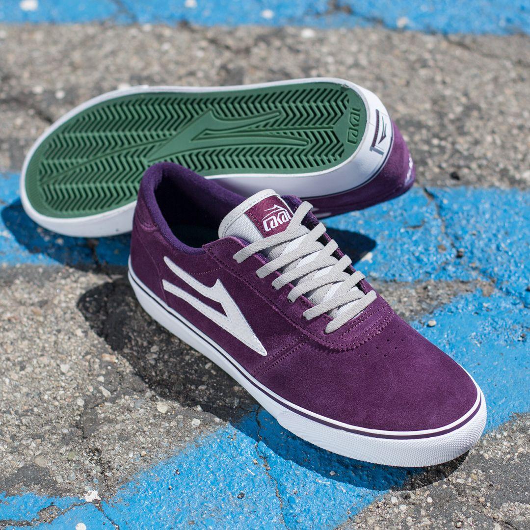 Lakai Manchester Purple Kush | Skate