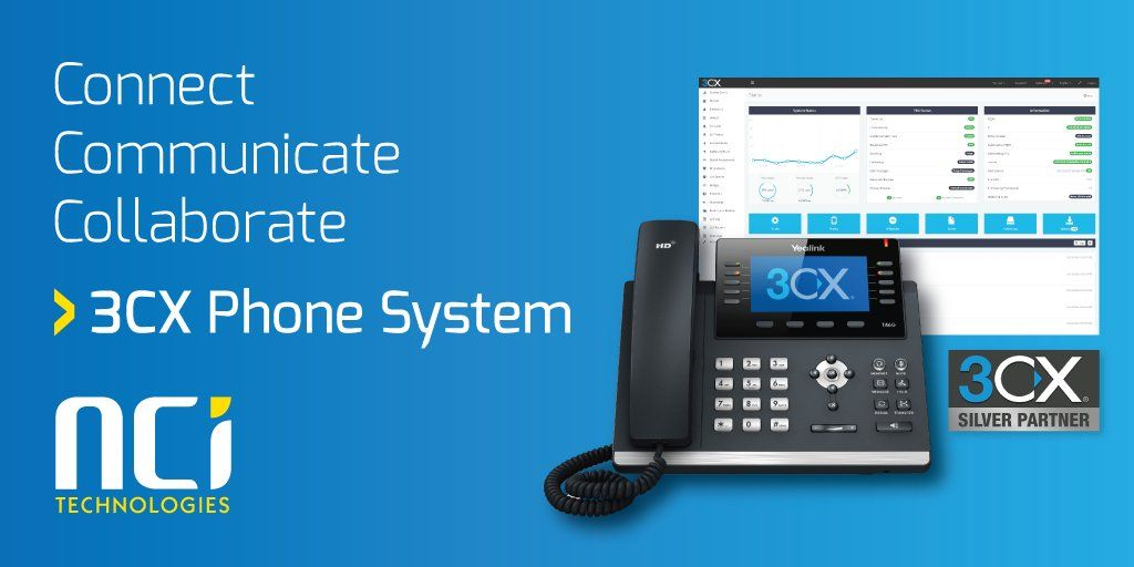 If you haven't guessed yet we really love #3CX phone systems and